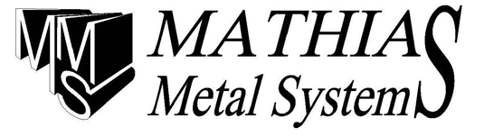 Mathias Metal Logo