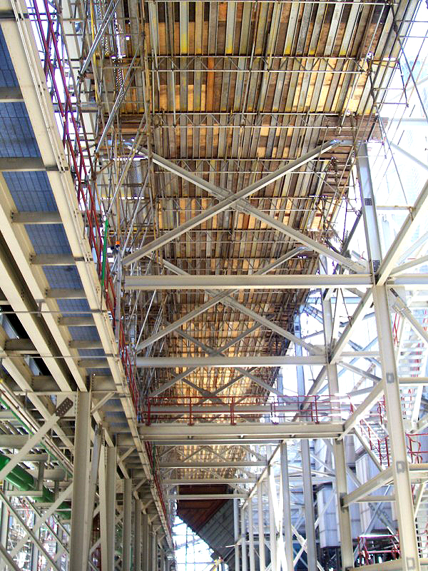 Scaffolding Erection Projects Portfolio Classic